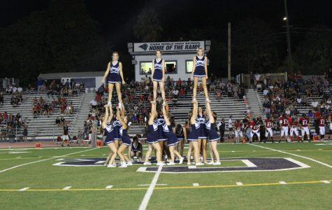 Cheerleaders for the win