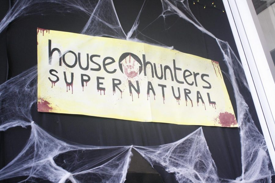 The name of the show is House Hunters: Supernatural