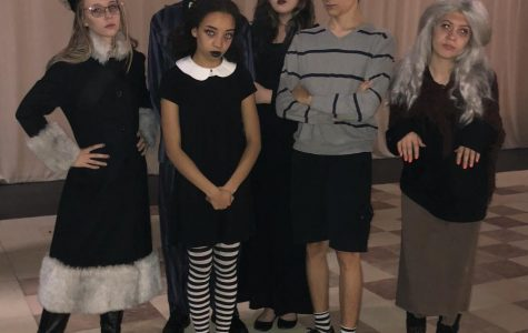 Halloween show overview