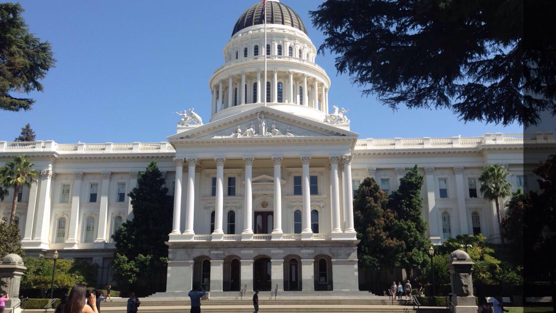 In the next week California's legislature will vote on the reformative bills.