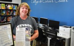 The College and Career Center: a small area with big benefits