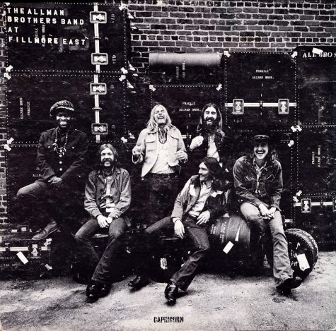 The Fillmore East Album cover