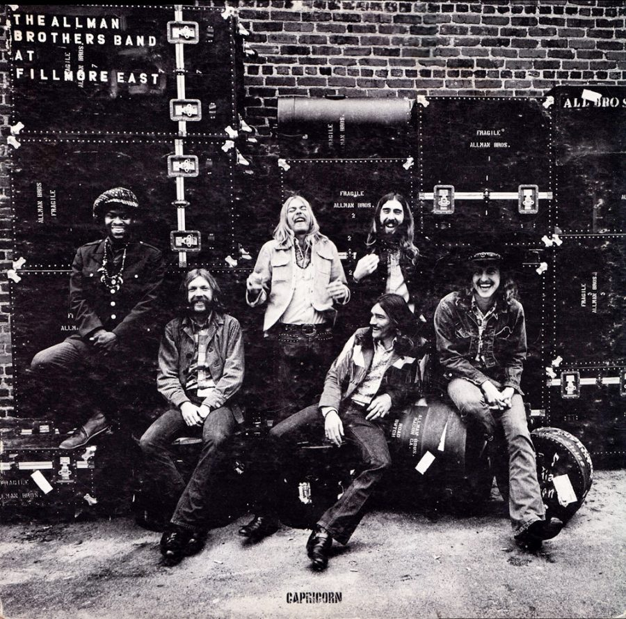 At Fillmore East: The Allman Brothers