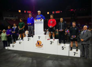 Seventh place state success