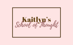 In her weekly column, Kaitlyn's School of Thought, Norse Notes' Kaitlyn Edwards shares her opinions surrounding all topics about being a high school student and academic issues.
