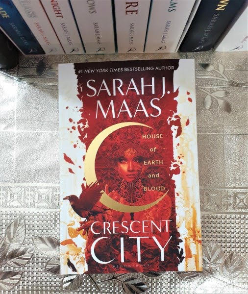 Sarah J. Maas' newest book does not disappoint longtime fans of her books.
