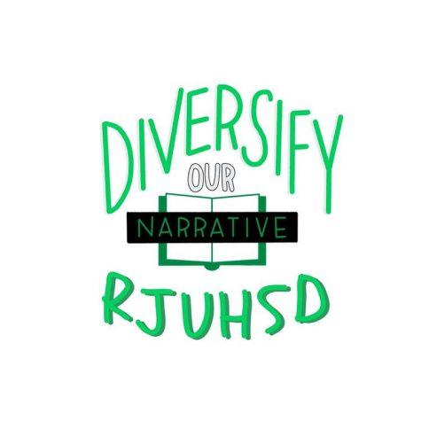 Image by senior Kaneesha Goyal, Oakmont High School Diversify our Narrative representative.