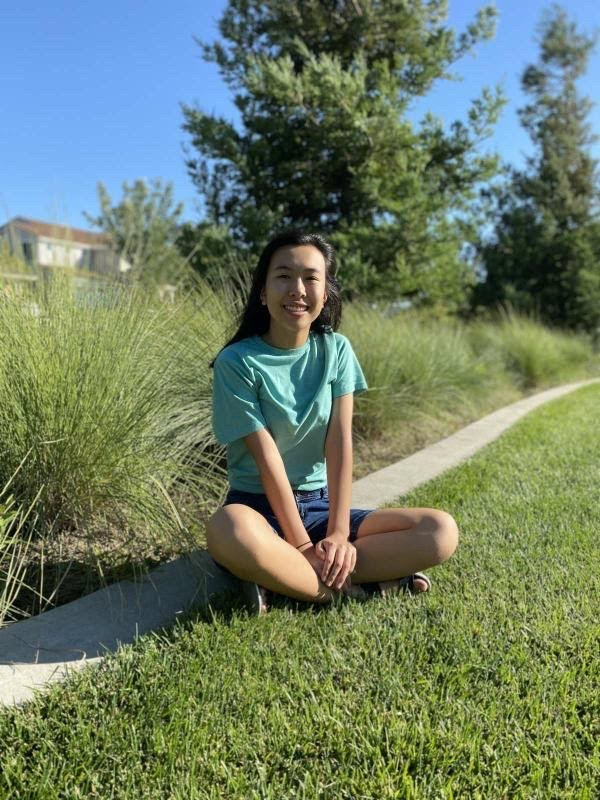 Sophomore Gabriela Sevilla who is the current president of Oakmont's Sustainability club.