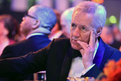 """Jeopardy"" host Alex Trebek passes away at 80 due to a long term battle of pancreatic cancer."