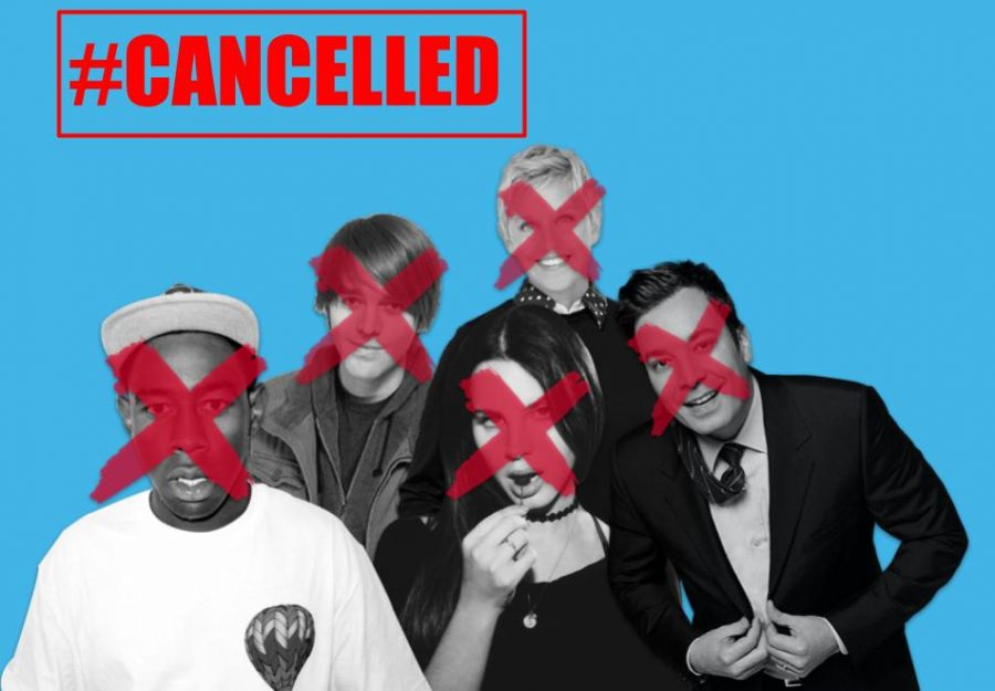 Many+celebrities+have+been+%22cancelled%22+because+of+their+past+actions.+However%2C+%22cancel+culture%22+is+an+issue+that+needs+to+be+fixed.