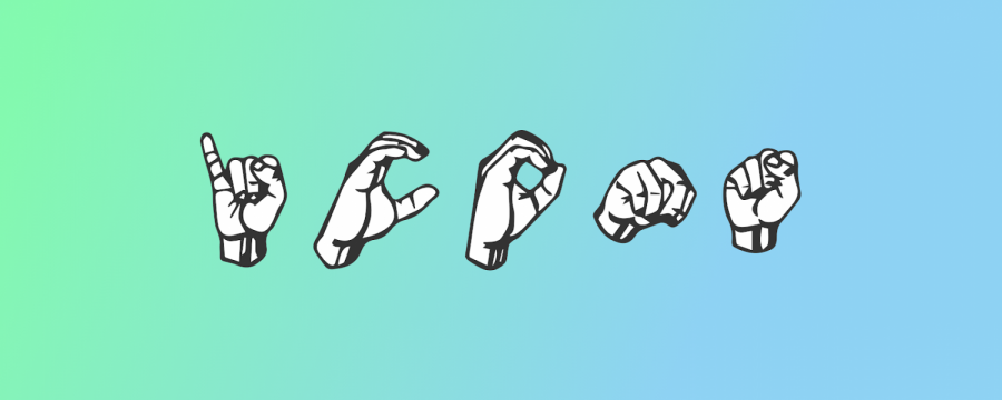 Learning sign language can help promote awareness for the deaf and hard of hearing communities.