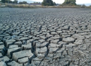Droughts are becoming commonplace in California due to the increased usage of water and lack of rainfall.