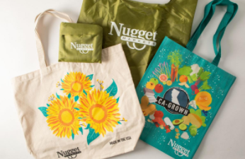 Reusable bags have been a great way to try and do away with single-use plastic.