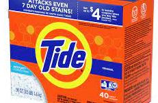 Tide Powder Detergent - Walmart
