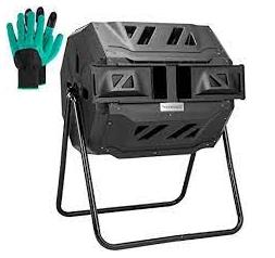 Rotating Compost Bin - Amazon