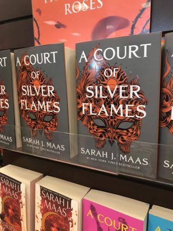 """""""A Court of Silver Flames"""" by Sarah J. Maas at Barnes and Noble"""